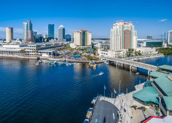 1. DOWNTOWN TAMPA